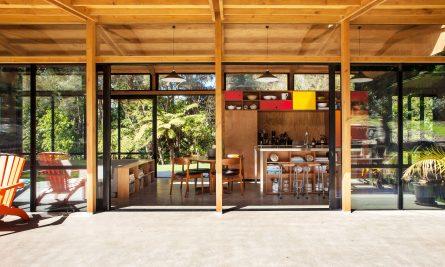 Easterbrook House Dorrington Atcheson Architects Titirangi Auckland Nz Image 11