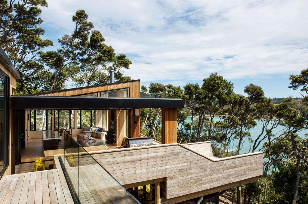 Kawau House By Dorrington Atcheson Architects Kawau New Zealand Images 01