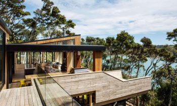 Kawau House By Dorrington Atcheson Architects Kawau New Zealand Images 01