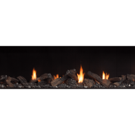 Ds Series Hero Image Ds1650 Logs Double Sided Gas Fireplace