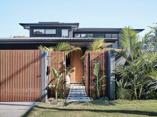 Mẫu biệt thự hiện đại tại vịnh Byron, nước Úc