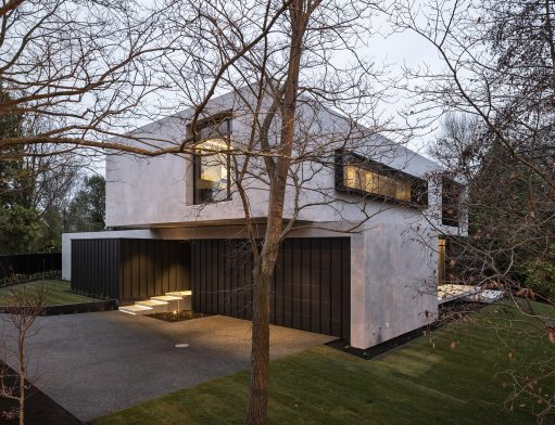 Riverside House By 360 Architecture Hagley Park Christchurch New Zealand Image 01