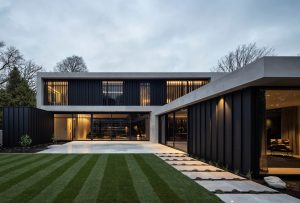 Riverside House By 360 Architecture Hagley Park Christchurch New Zealand Image 03
