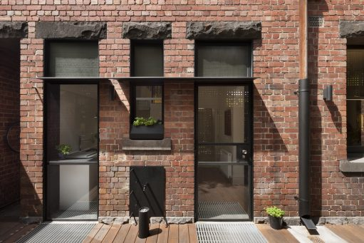 Queen Bess House By Zga Studio East Melbourne Vic Australia Image 01