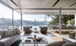 Art In Residence Vaucluse Bay House By Tobias Partners Architects Vaucluse Nsw Australia Image 20