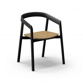 1 Of 9 Dining Chair With Plywood Seat 02