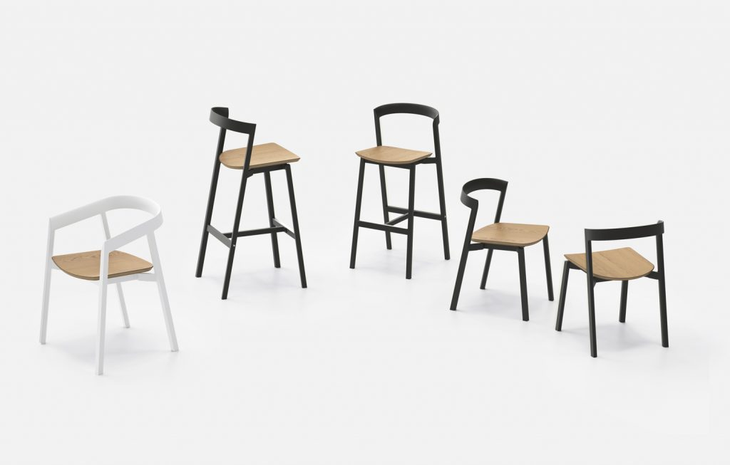3 Of 9 Counter Stool And Bar Stool With Plywood Seat 10
