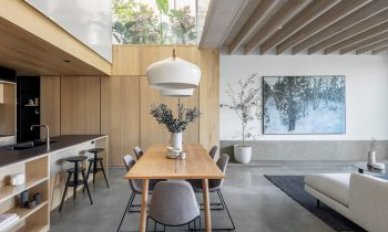 Light Filled Living Balmain Lightwell House By Andrew Burges Architects Balmain Nsw Australia Image 25