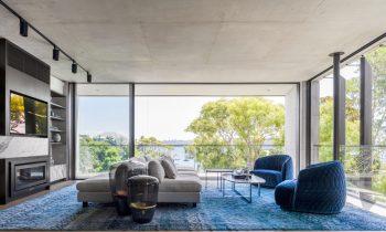 A Family Residence On Sydney Harbour Hopetoun House By Tobias Partners Architects Vaucluse Nsw Australia Image 17