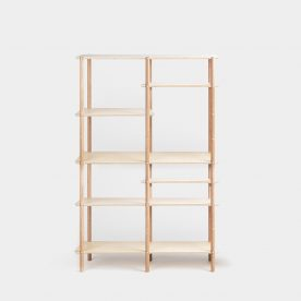 Shibui Tall Bookcase By Plyroom Hero