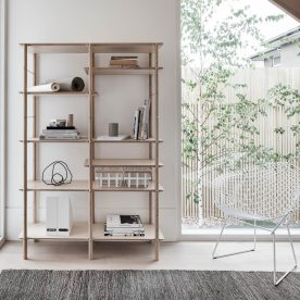Shibui Tall Bookcase By Plyroom Hover