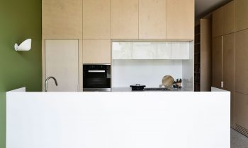 The Mini Terrace Cardigan Place Residence By Ma Architects Albert Park Vic Australia Image 18