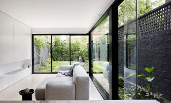 Stripping Out The Unnecessary–south Yarra House By Winter Architecture South Yarra Vic Image 06