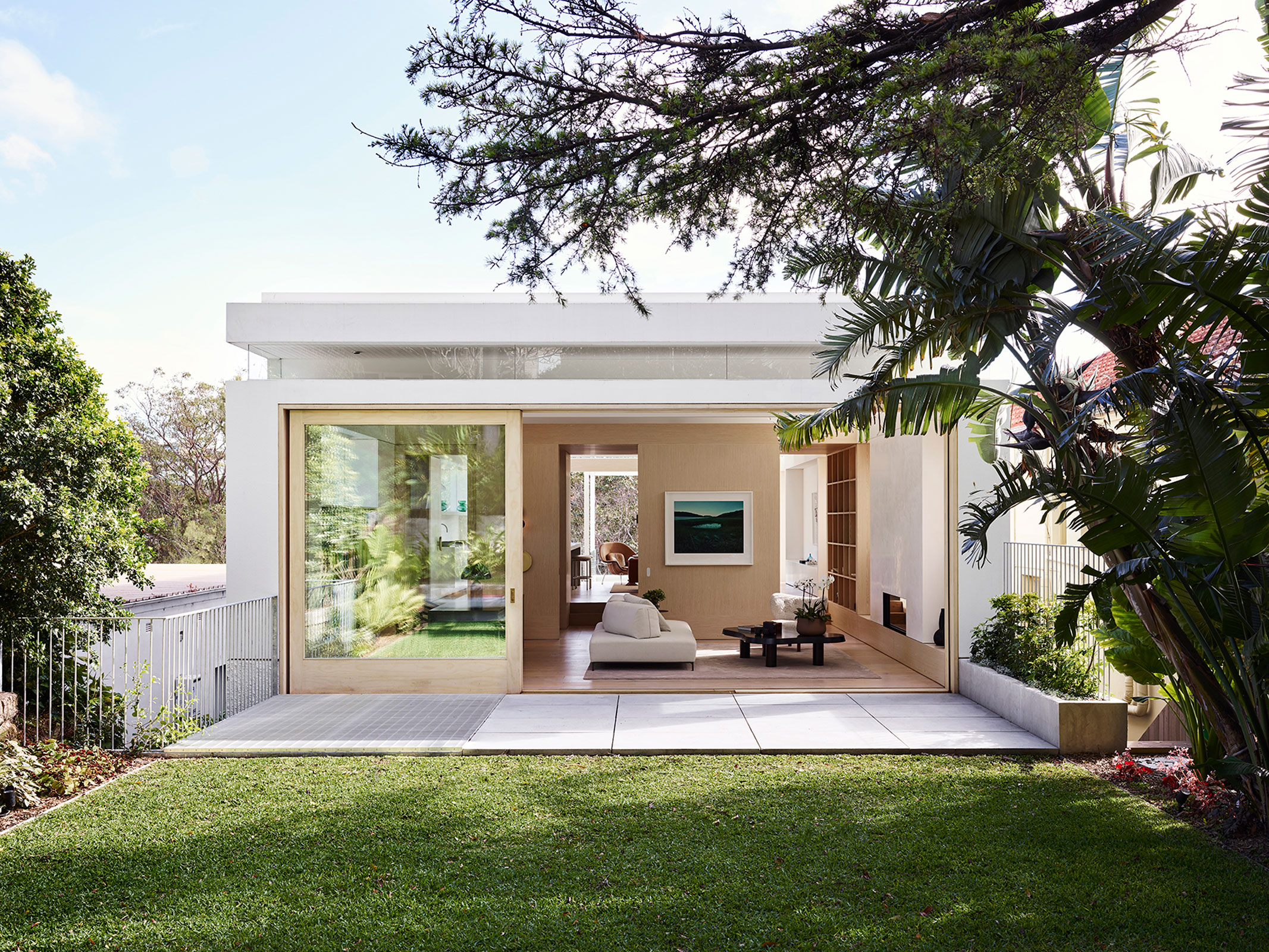 Tree House by Madeleine Blanchfield Architects   Project Feature ...