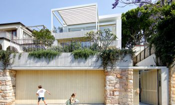 Elevated Living Tree House By Madeleine Blanchfield Architects Bronte Nsw Australia Image 38