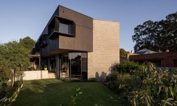 Listening To Site Trapezoid House By Lisa Mcgann Perth Wa Australia Image 09