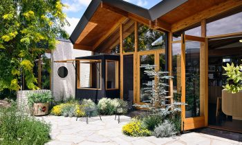 Welcoming Warmth Garden House By Bkk Architects North Fitzroy Vic Australia Image 01
