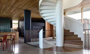 Rugged Yet Refined Cliff House By Auhaus Architecture Ocean Grove Vic Australia Image 021