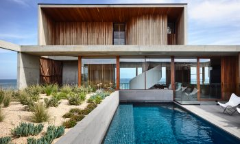 Rugged Yet Refined Cliff House By Auhaus Architecture Ocean Grove Vic Australia Image 026