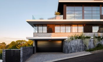 Graphic Modernism Graphic House By Shaun Lockyer Architects Brisbane Qld Australia Image 19