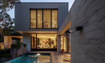 A Play On Contrasts Central House By Neil Architecture Nunawading Vic Australia Image 13