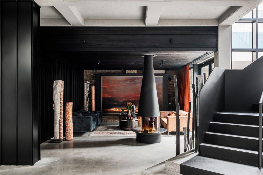 An Art Collector's Home Prahran House By Techne Architecture And Interior Design Prahran Vic Australia Image 02