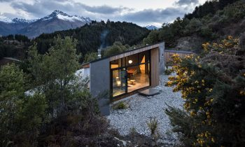 A Unique Escape Bivvy House By Vaughn Mcquarrie Architects Lake Wakatipu Nz Image 20