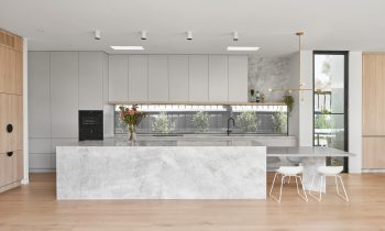 A Friendly Undertaking Hillside House By Tecture Caulfield Vic Australia Image 36