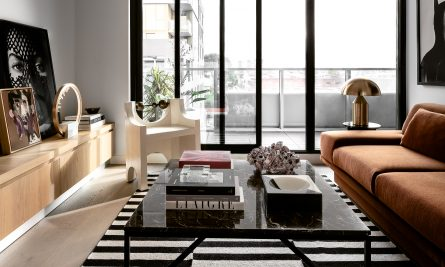 Rdg Residence By Nickolas Gurtler Interior Design Richmond Vic Australia Image 01