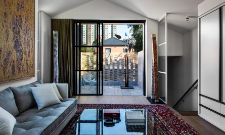 Gallery House By Inarc Architects Fitzroy Vic Australia Image 05