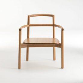 Fable Oak Lounge Armchair By Didier Melbourne Australia Image 03