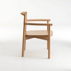 Fable Oak Lounge Armchair By Didier Melbourne Australia Image 05