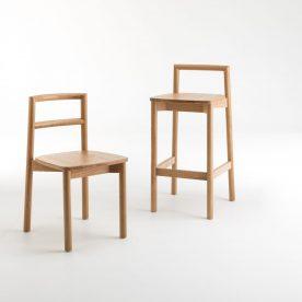 Fable Oak Bar Chair Melbourne Australia Image 02
