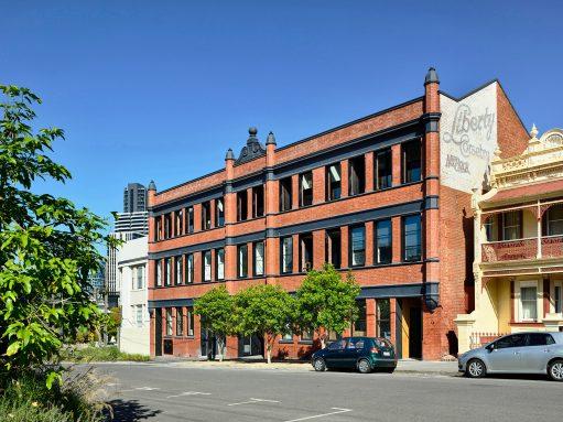 The Howard West Penthouse By Jcb Architects West Melbourne Vic Australia Image 01
