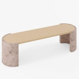 Geo Coffee Table By Daniel Boddam Studio Image 01