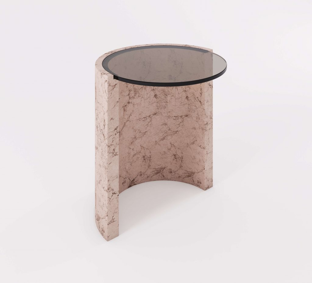 Geo Side Table By Daniel Boddam Studio Image 01