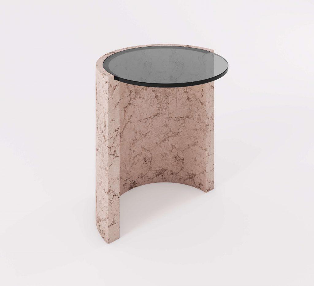 Geo Side Table By Daniel Boddam Studio Image 03