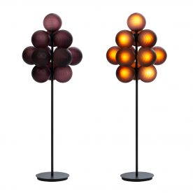 Stellar Grape Floor Light By Pulpo For Domo Product Directory The Local Project Image 06