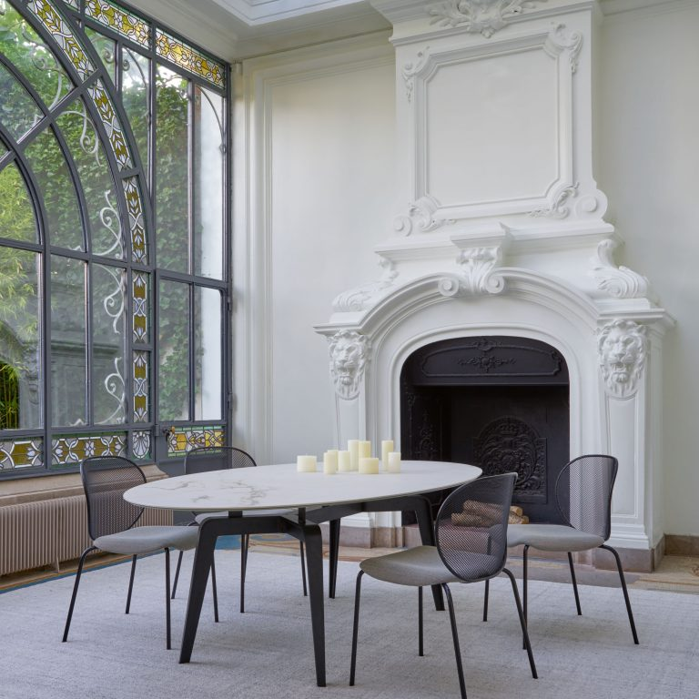 Odessa Dining Table By Ligneroset For Domo Product Directory The Local Project Image 12