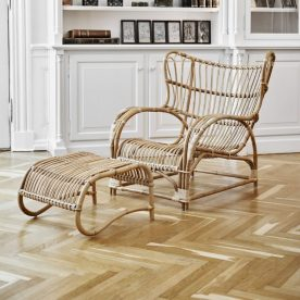 Teddy Armchair & Footstool By Sika Design For Domo Product Directory The Local Project Image 04