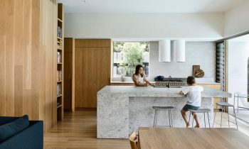 Sensitive And Restrained Denbigh Road House By Clare Cousins Architects Armadale Vic Australia Image 01