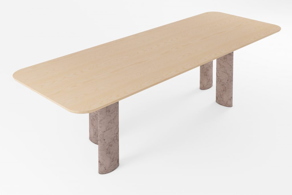 Geo Long Table By Daniel Boddam Studio Product Directory The Local Project Image 01