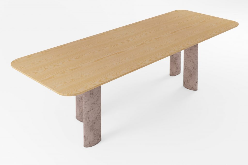 Geo Long Table By Daniel Boddam Studio Product Directory The Local Project Image 03