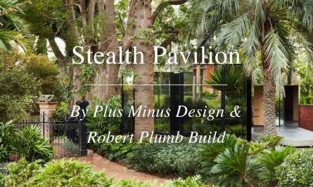 Stealth Pavilion — Plus Minus Design Issue 04 Video Feature The Local Project Image 00