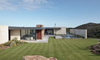 Rammed Earth House By Planned Living Architects Project Feature The Local Project Image 01