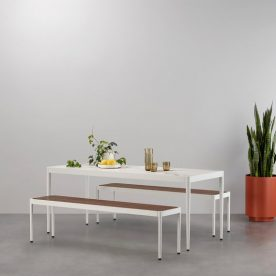 Trace Bench Seat by Adam Goodrum - Product Directory - The Local Project - Image 01