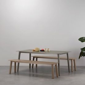Seam Bench Seat by Adam Cornish for Tait - Product Directory - The Local Project - Image 01