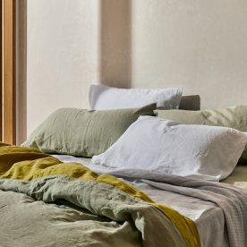Linen Flat Sheet By Milou Milou Product Directory The Local Project Image 01