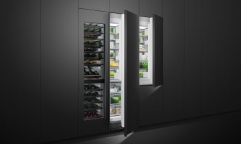 New Premium Integrated Refrigeration By Fisher & Paykel Issue 04 Feature The Local Project Image 01