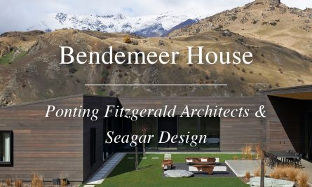 Bendemeer House By Ponting Fitzgerald Architects And Seagar Design Video Feature The Local Project Image 04
